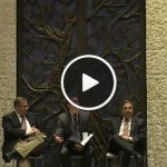 Are We Alone? NYC Event - April 1st, 2014 - Panelists: Rabbi Shlomo Riskin and Joel Rosenberg